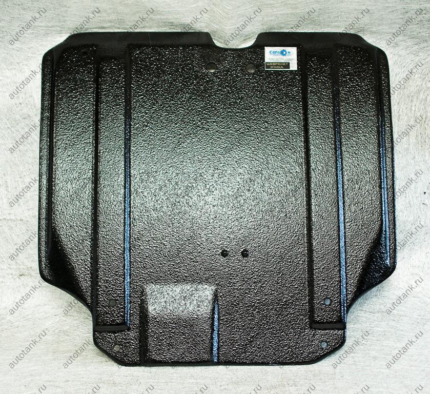 Наша компания выпускает защиты для картера на автомобили Chevrolet Evanda выпуска 2004-2006 годов.