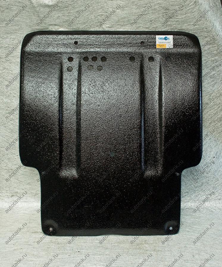 Наша компания выпускает защиты для картера на автомобили Chevrolet Rezzo выпуска 2000-2008 годов.
